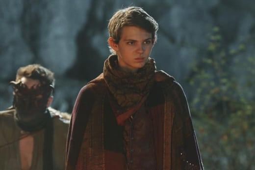 Peter Pan Sneers