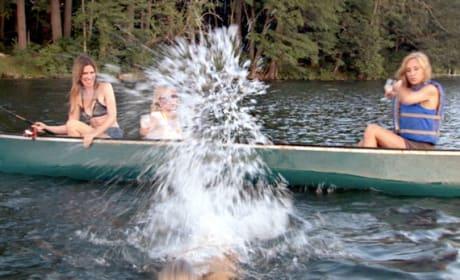 Making a Big Splash