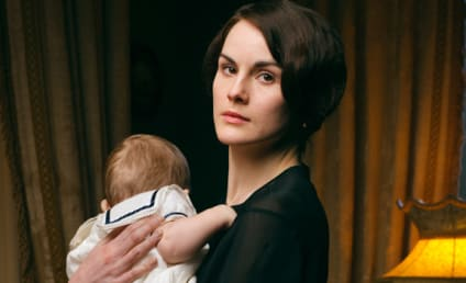 PBS Sets Premiere Date for Downton Abbey Season 4