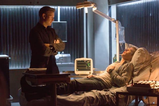 What Happened To Matt? - The Vampire Diaries Season 8 Episode 12