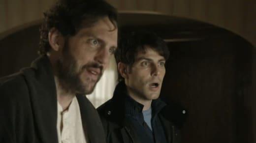 Monroe & Nick Are Shocked