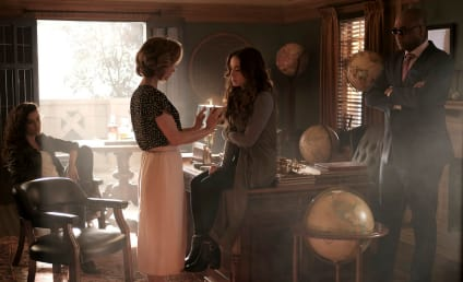 The Magicians Photos: Will Julia Find Answers at Brakebills?