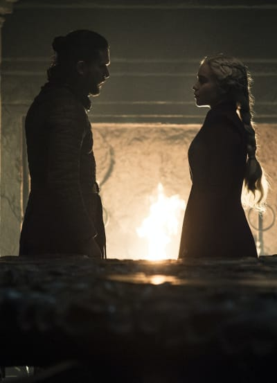 The Love is Gone - Game of Thrones Season 8 Episode 5