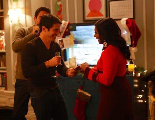 Mindy's Christmas Party