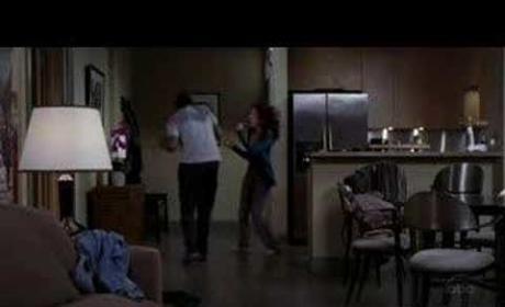 Cristina and Burke Dance!