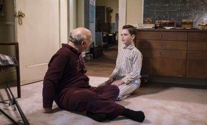 Watch Young Sheldon Online: Season 2 Episode 18