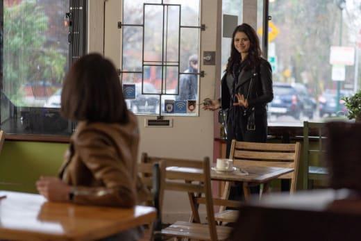 Niko and Mel's Deju Vu - Charmed (2018) Season 1 Episode 12