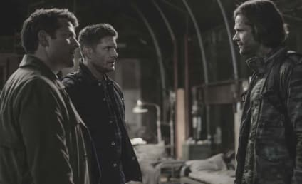 Supernatural Season 13 Episode 22 Review: Exodus