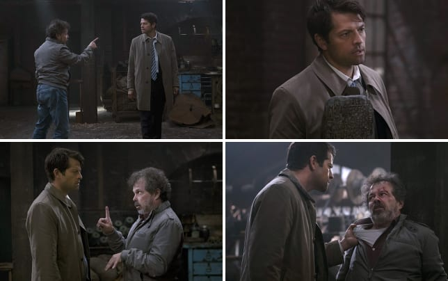 Castiel confronts metatron supernatural season 11 episode 6