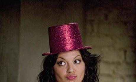 Callie Partying