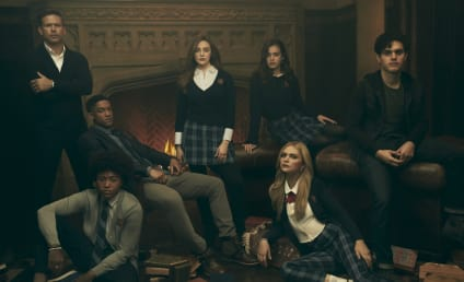 Legacies Photos: Meet the Cast of The Originals Spinoff!