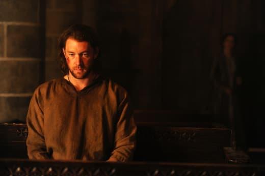 Lee Jones as Wilkin Brattle - The Bastard Executioner Season 1 Episode 1