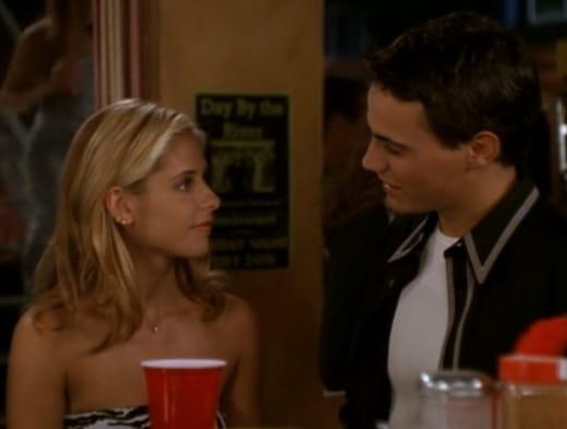 Failed Date - Buffy the Vampire Slayer Season 3 Episode 5