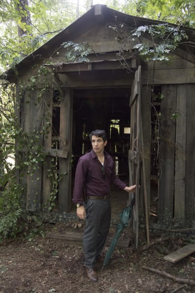 The Hut - Sharp Objects Season 1 Episode 4