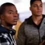 Spencer and Jordan - All American Season 1 Episode 11