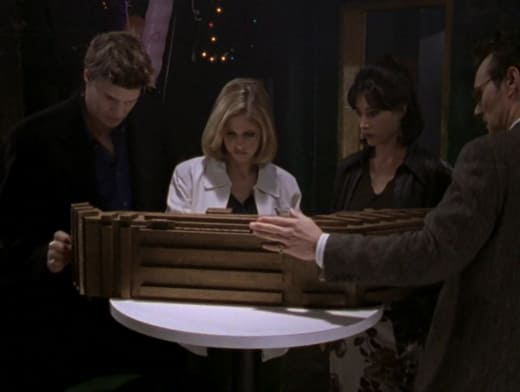 Missing Piece - Buffy the Vampire Slayer Season 2 Episode 13
