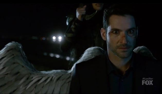 Goodbye Wings - Lucifer Season 3 Episode 11