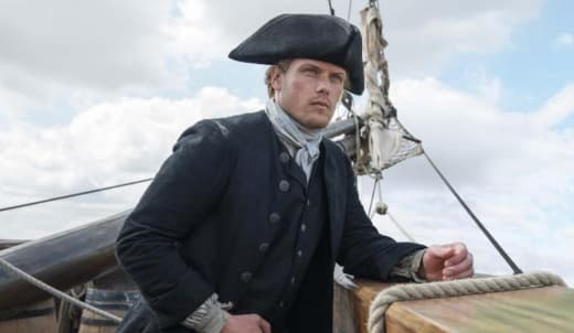 Jamie on a Ship with Whom? - Outlander
