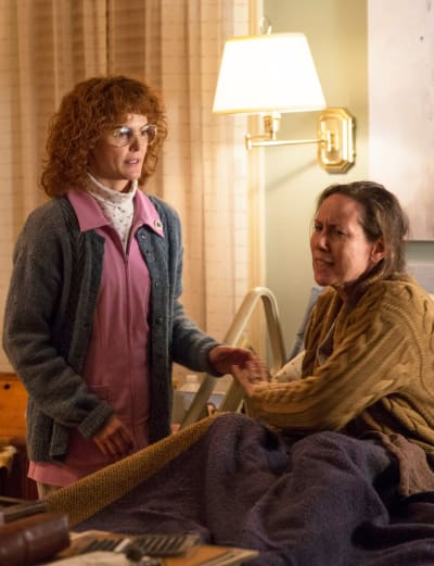 """""""Stephanie"""" and Erica - The Americans Season 6 Episode 2"""