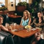 The Girls Eat Together - American Woman Season 1 Episode 8