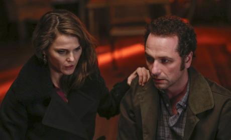 Taking Care of Pastor Tim - The Americans