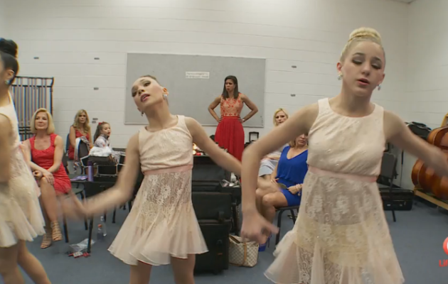 A New Routine - Dance Moms