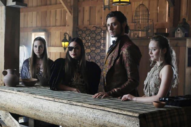 Royal Fillorian Plans - The Magicians Season 3 Episode 12