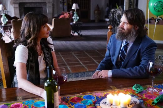 Gail and Tandy - The Last Man on Earth Season 4 Episode 12