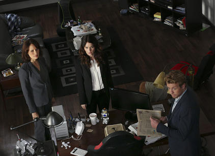 Watch The Mentalist Season 6 Episode 12 Online