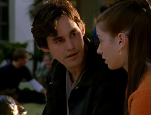 Bad Best Friend - Buffy the Vampire Slayer Season 1 Episode 6