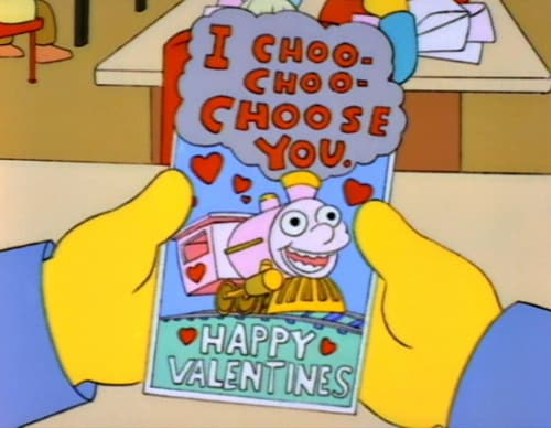 I Choo-Choo-Choose You