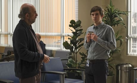 Shaun Gets a Lesson - The Good Doctor
