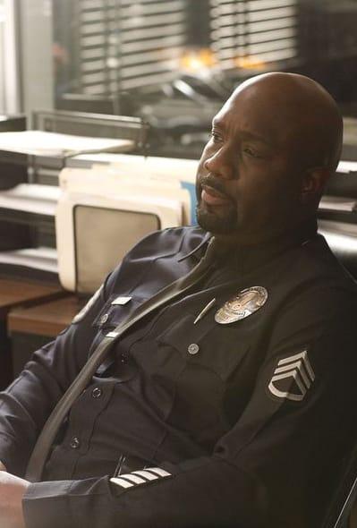 Sgt. Grey Contemplates His Future - The Rookie Season 1 Episode 14