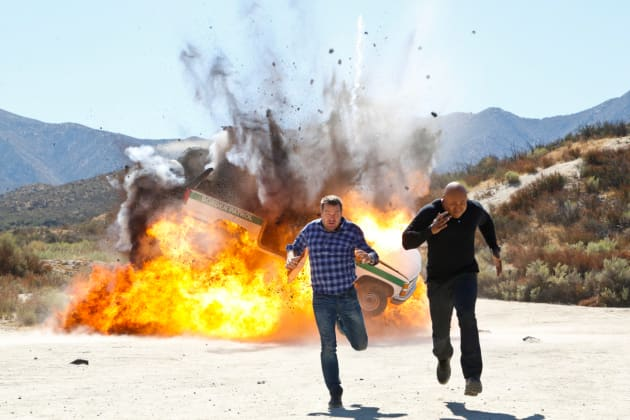 CHiPs Under Attack - NCIS: Los Angeles