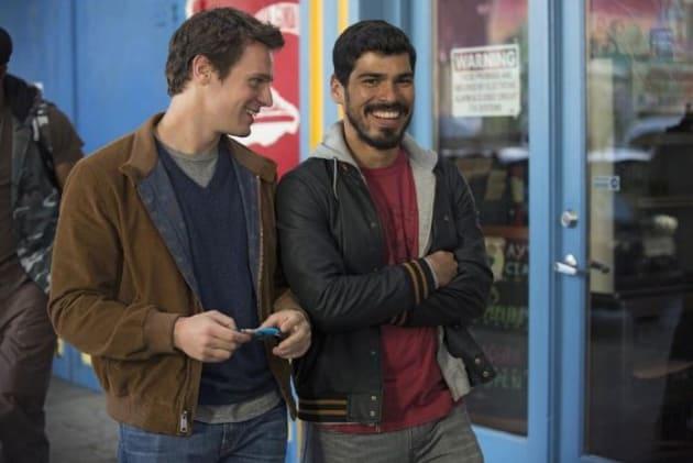 Raúl Castillo as Richie on Looking