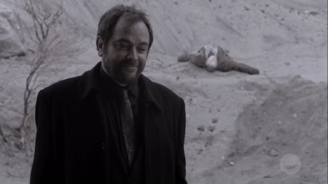 Crowley - Supernatural