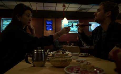Wing and Rand - Iron Fist Season 2 Episode 1