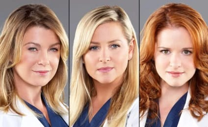 Grey's Anatomy: Ellen Pompeo Says Goodbye to Jessica Capshaw & Sarah Drew
