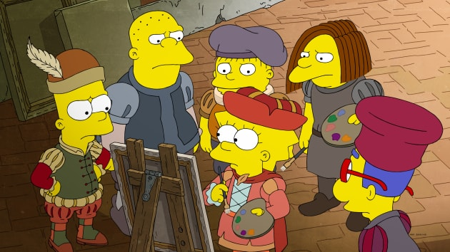 The Simpsons writer discovers lost Lionel Hutz storyline