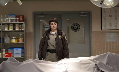 """Supernatural Photos from """"Hibbing 911"""""""