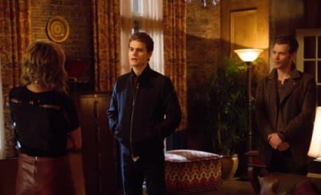 Stefan in New Orleans - The Originals