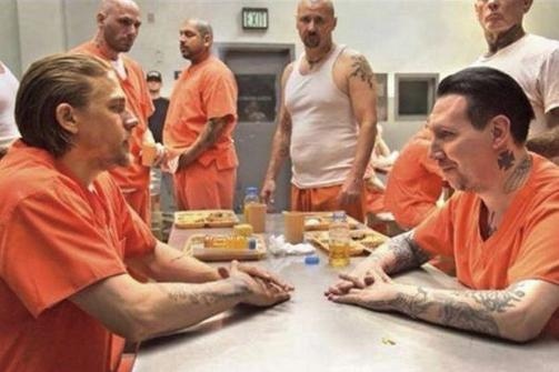 Marilyn Manson on SOA