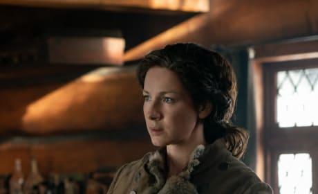 Stuck Home Alone - Outlander Season 4 Episode 5