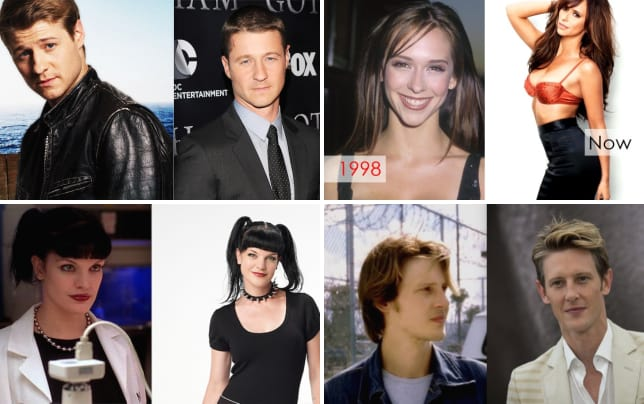 Ben mckenzie then and now gotham