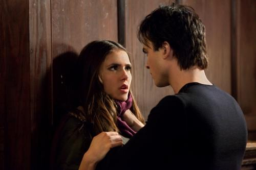 Damon vs. Katherine