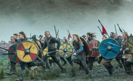 Battle Plan - Vikings
