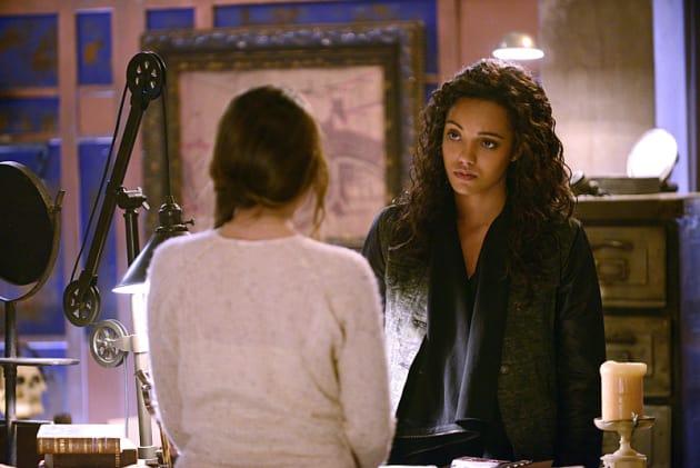 The New Rebekah - The Originals
