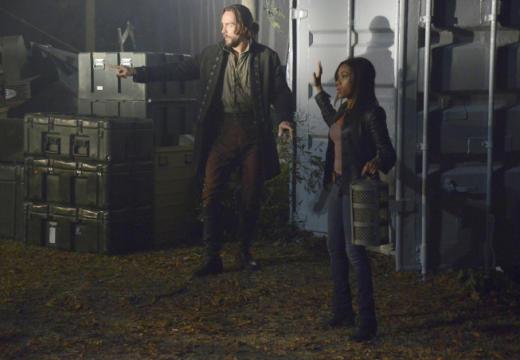 Ichabod and Abby