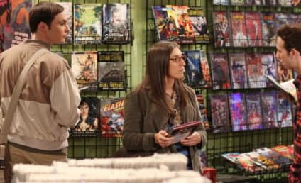 The Big Bang Theory Review:  Sheldon Gets a Girlfriend!