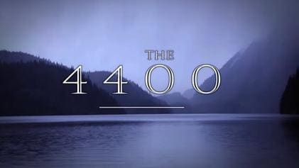 The 4400 Title Card